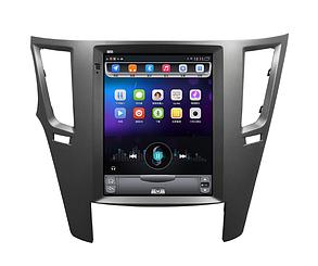 Subaru Outback /Legacy 2009-2013 tesla style 2+32 Gb, фото 2