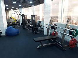 Корпоративный тренажерный зал в г. Астана