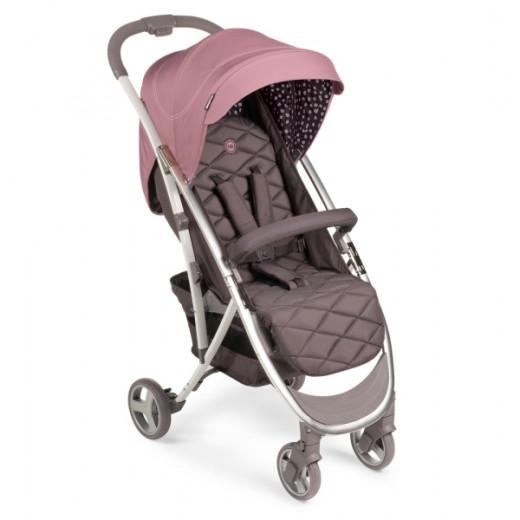 "Коляска прогулочная Happy Baby ""ELEGANZA V2"", (pink)"