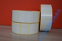 Этикетки полуглянец 30х20 мм(1800 шт) Semi-Gloss