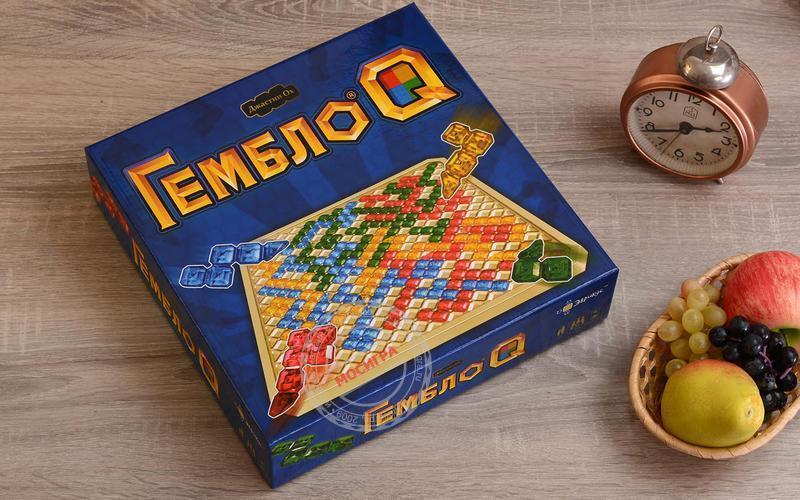 Настольная игра: Гембло Q