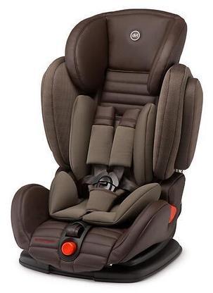 """Детское автомобильное кресло Happy Baby """"Mustang"""" brown, фото 2"""
