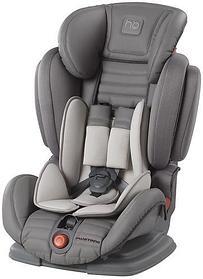 """Детское автомобильное кресло Happy Baby """"Mustang"""" gray"""