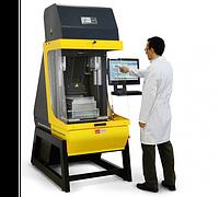 Усовершенствованный катковый секторный компактор (уплотнитель) для приготовления асфальтобетонных образцов