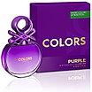 Туалетная вода Benetton Colors Purple 80ml (Оригинал - Италия), фото 2