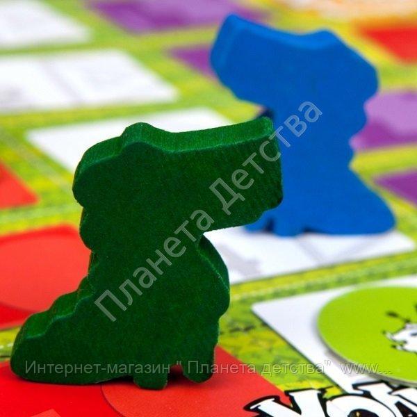 Настольная игра Крокодил Большая вечеринка - фото 4