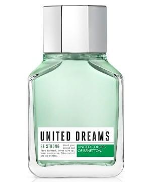 Туалетная вода Benetton United Dreams Men Be Strong 100l (Оригинал - Италия)