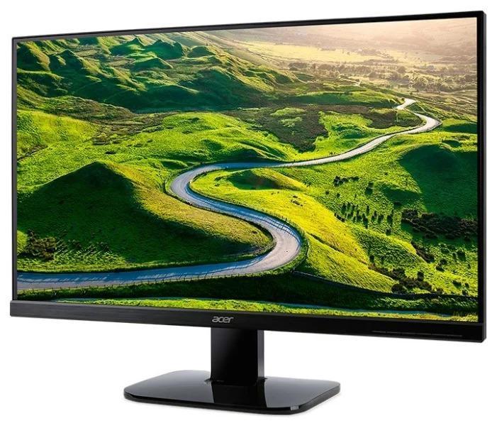 """Монитор Acer KA270HAbid (UM.HX3EE.A01), 27"""" FHD/ VA/ 4 ms/ Черный"""