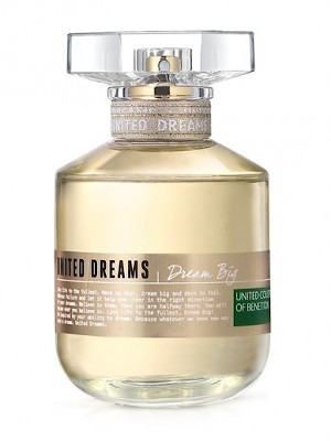 Туалетная вода Benetton United Dreams Dream Big 80ml (Оригинал - Италия)