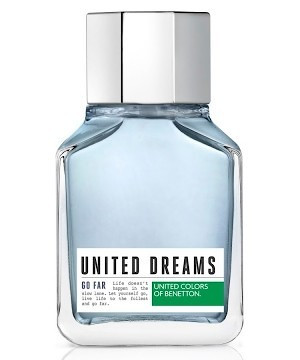 Туалетная вода Benetton United Dreams Men Go Far 100ml (Оригинал - Италия)