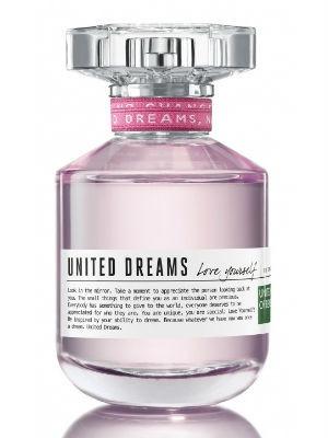 Туалетная вода Benetton United Dreams Love Yourself 80ml (Оригинал - Италия)