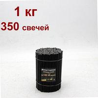 Свечи Монастырские черные цена от 18 тенге 1 шт Длина свечи 150мм, фото 1
