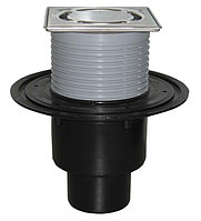 Трап с сухим сифоном Primus, с подрамником из нержавеющей стали HL310NPr-3000