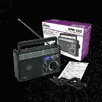 Радиоприемник портативный Ritmix RPR-222