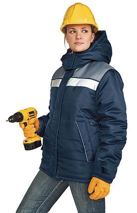 Женская зимняя рабочая куртка в Алматы, фото 2