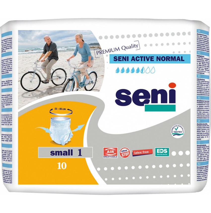 Эластичные впитывающие трусы Seni Active Small