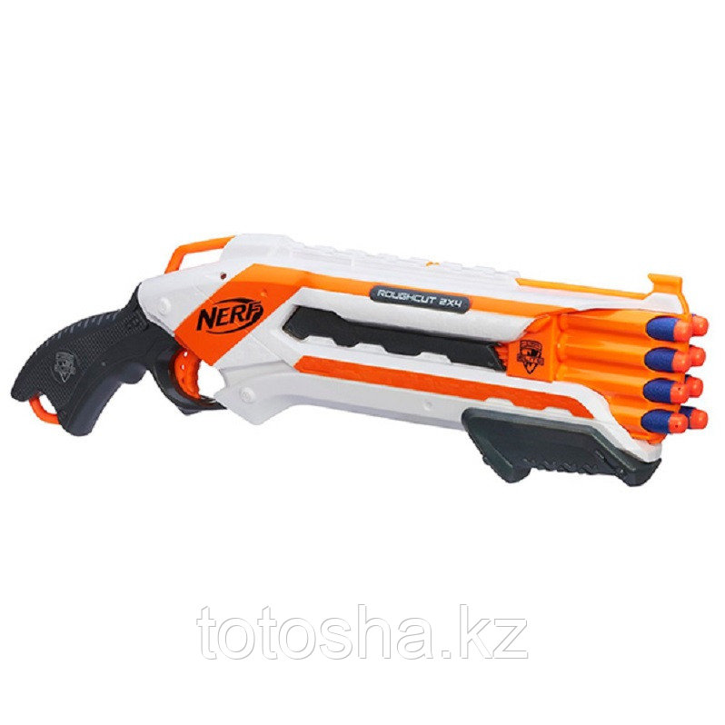 Nerf Elite Rough Cut 2x4 Элит Рафкат A1691
