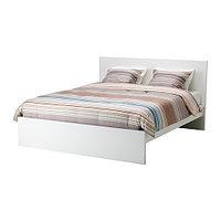 Кровать каркас МАЛЬМ белый 160х200 ИКЕА, IKEA, фото 1