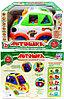 Музыкальная машинка-сортер Автошка Joy Toy