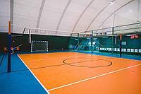 Спортивные покрытия для залов и открытых сооружений