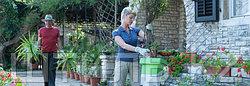 Садовые измельчители веток VIKING
