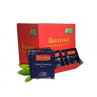 Milford черный чай Английский завтрак, 200 пакетиков