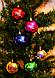 Печать логотипа на новогодних шарах, фото 4