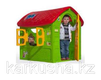 Дом деревенский