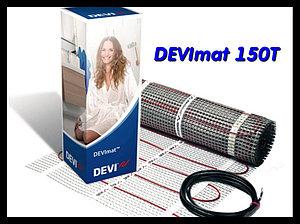 Двухжильный нагревательный мат DEVImat 150T - 0,5м * 12м