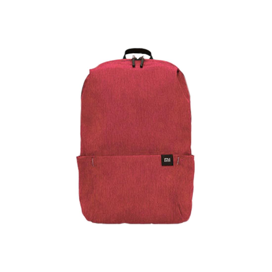 Xiaomi ZJB4137 Рюкзак RunMi 90 Points Eight Colors, 10 л, 34х22.5х13 см, Полиэфирное волокно, Красный