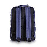 Xiaomi ZJB4055CN Многофункциональный рюкзак College Leisure Shoulder Bag, Органайзер, Синий, фото 3