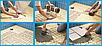 Двухжильный нагревательный мат DEVIcomfort 150T - 0,5м x 5м, фото 6