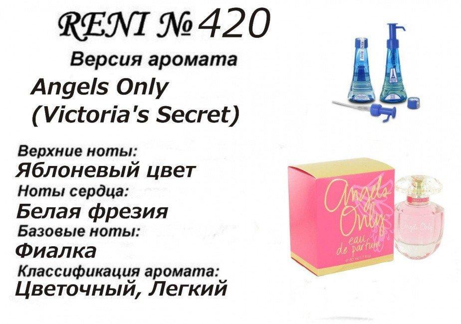 Аромат направление angels only (victoria's secret)