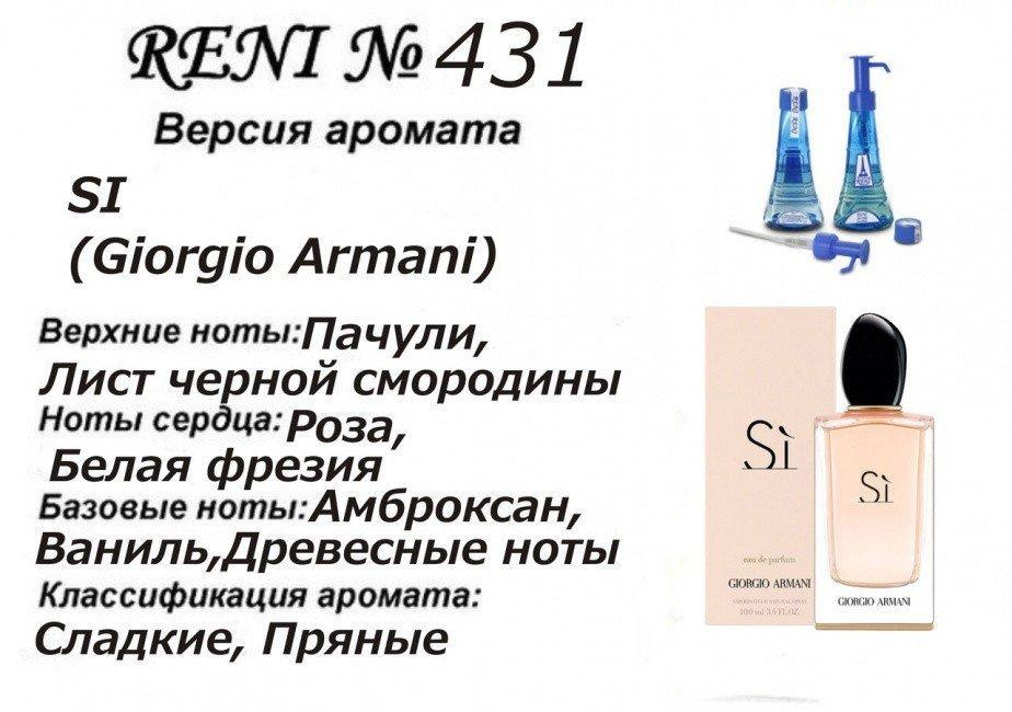 Аромат направление si (g.armani) 100мл