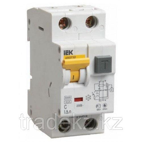 Автоматический выключатель дифференциального тока АВДТ 34 C16 100мА ИЭК
