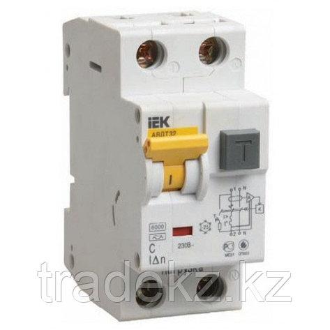 Автоматический выключатель дифференциального тока АВДТ 34 C16 100мА ИЭК, фото 2