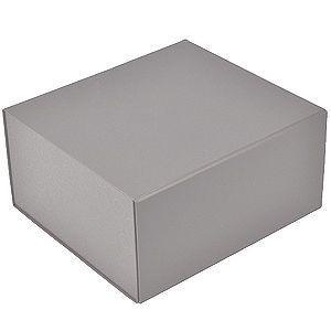 Коробка подарочная складная, красный, 22 x 20 x 11 cm, кашированный картон, цвета в ассортименте