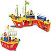 Kiddieland Музыкальные Пиратский корабль