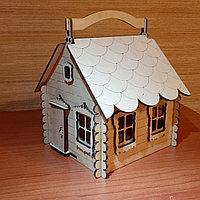 Подарочная коробочка Домик 3