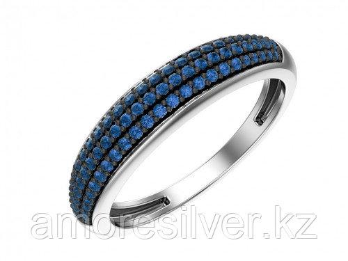 Серебряное кольцо с фианитом Pokrovsky размеры 18  1100728-00275