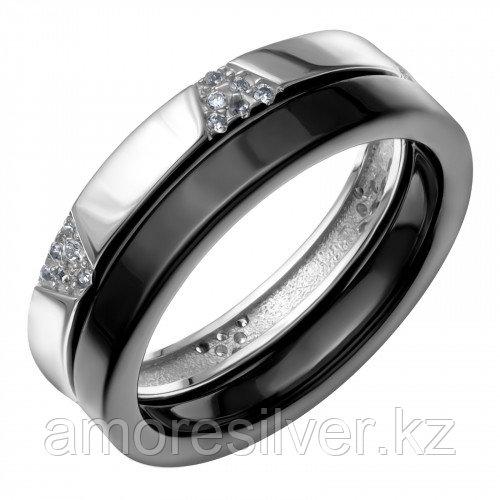 Серебряное кольцо с керамикой  Teosa CR-2495-B