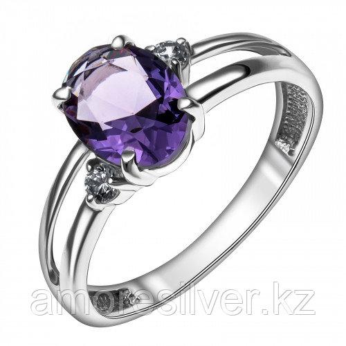 Кольцо из серебра с фианитом  Teosa 1000-0393-AM