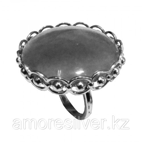 Серебряное кольцо с хризолитом  Невский 13506Р размеры - 20