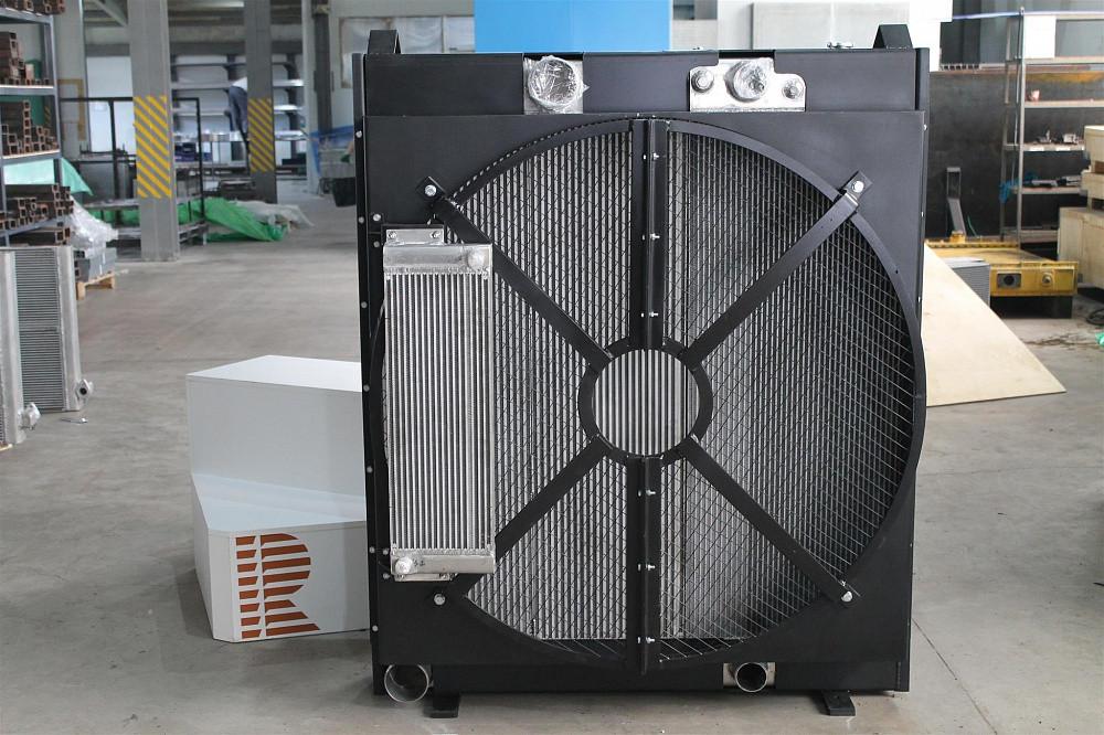 Радиатор маслянные, водяные, комбинированные, гидравлические Atlas copco