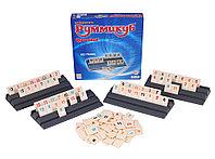 Руммикуб классический, настольная игра, Кодкод+Стиль жизни, квадратная коробка, фото 1