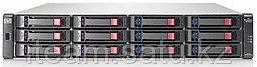 Система хранения данных AW593A HP P2000 G3 SAS+8x HP 581284-B21 450GB+HP SCO8e 6 Gb SAS HBA