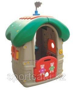 Детская площадка, домик  HD42-7