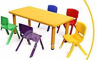 Стульчики для детского сада маленький