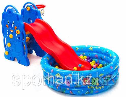 Детская площадка, горка HD43-5