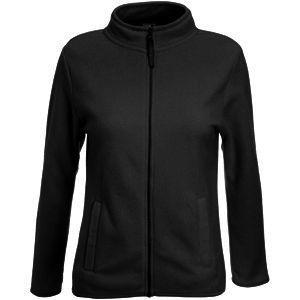 """Толстовка """"Lady-Fit Micro Jacket"""", бежевый_XS, 100% п/э, 250 г/м2"""
